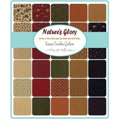 Nature´s Glory  Kansas Troubles Quilters